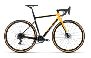 TRAFFIC Bombtrack 2020 C Komplettrad glossy black/yellow M_54